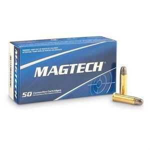 Magtech .38 Special Ammunition 50 Rounds, LRN, 158 Grains