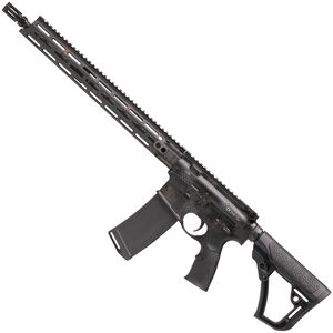 "Daniel Defense DDM4v7 LW AR-15 Semi Auto Rifle 5.56 NATO 16"" Barrel 32 Rounds M-LOK Handguard Collapsible Stock Rattlecan Cerakote Finish"