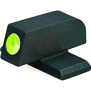 Mako Group Meprolight Tru-Dot Night Sight SIG Sauer #8 Front Sight Green Tritium Enhanced Black