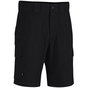 "Dickies Ripstop Stretch Tactical Short 50"" Waist Black LR704BK50"
