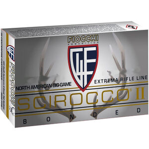 Fiocchi 7mm Magnum Ammunition 20 Rounds SCIROCCO 150 Grains