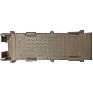 AmmoPal 12 Gauge Shotgun Ammo Dispenser 10 Rounds PVC FDE