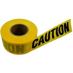 "Pro-Line Barricade Tape 1000' ""Caution"" Tape 3"" Width BT03"
