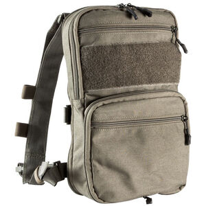 Haley Strategic Partners Flatpack Expandable Compact Assault Pack 500D Cordura Mil-Spec Nylon Grey FLATPACK-GRY