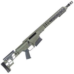 "Barrett MRAD Bolt Action Rifle .308 Win 17"" Hvy Bbl 10rds OD"