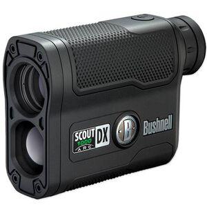 Bushnell Scout DX 1000 ARC Laser 6x21 Rangefinder, Black