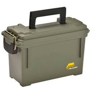 Plano Ammo Can Waterproof Rubber Seal Plastic OD Green 131200
