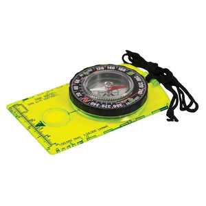 Ultimate Survival Technologies Hi Vis Deluxe Map Compass 20-12131