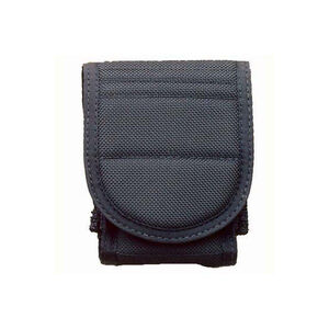DeSantis Double Cuff Case Fits S&W 100 Nylon Black