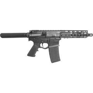 "ATI Omni Hybrid P4 Semi Auto Pistol .300 Blackout 8.5"" Barrel 30 Rounds 7"" Key-Mod Handguard Black"
