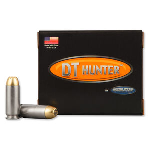 DoubleTap 10mm Auto Ammunition 20 Rounds 180 Grain JHP 1305fps