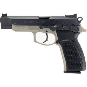 "Bersa Thunder Pro XT 9mm Luger 4.25"" Bbl 17rds Silver/Blued"