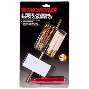 Winchester 21 Piece Universal Handgun Cleaning Kit