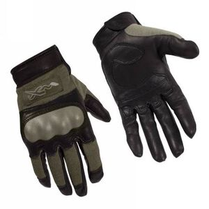 Wiley X Eyewear CAG 1 Gloves Large Foliage Green