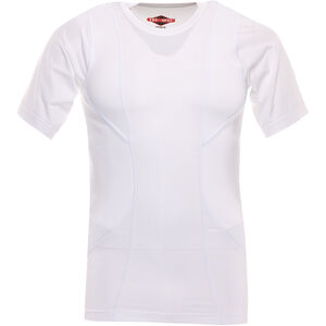 Tru-Spec 24-7 Series Concealed Holster Shirt Short Sleeve Men's Size Small Polyester/Spandex White 1225003
