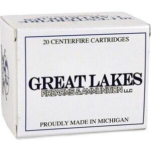 Great Lakes .450 Bushmaster Ammunition 20 Rounds 300 Grain Soft Point