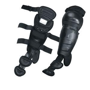 Monadnock EXOTECH Hard Shell Shin Guards XL-XXL Black TS70