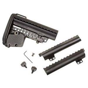 VLTOR Weapon Systems AR-15 Mil-Spec E-MOD Stock Black VLTAEB-MB
