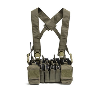 Haley Strategic Partners D3CRX Disruptive Environments Load Bearing Chest Rig One Size Ranger Green