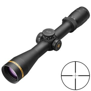 Leupold VX-6HD 2-12x42 Riflescope Illuminated FireDot Duplex Reticle 30mm Tube .25 MOA Adjustments Second Focal Plane Aluminum Matte Black