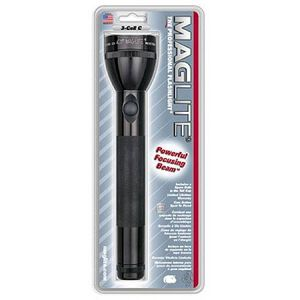 MagLite 3 C Cell MagLite Flashlight Aluminum Black S3C016