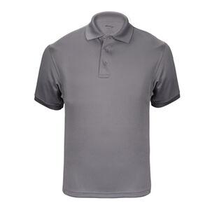 Elbeco UFX Tactical Polo Men's Short Sleeve Polo XL 100% Polyester Swiss Pique Knit Gray