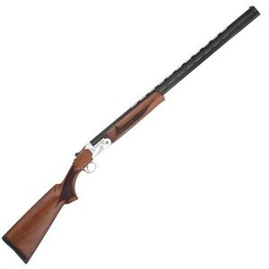 "TriStar Hunter EX Over/Under Shotgun 12 Gauge 3"" Chamber 26"" Vent Rib Barrel Fiber Optic Sight Turkish Walnut Stock Semi Gloss Finish"