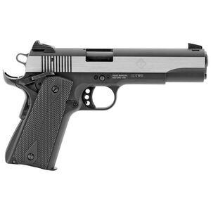 "ATI/GSG 1911 .22 LR Semi Auto Rimfire Pistol 5"" Barrel 10 Rounds Alloy Frame Polymer Grips Black"