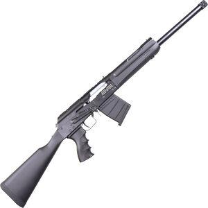 "I.O. Inc. IO XP AK Shotgun 12 Gauge Semi Auto Shotgun 19"" Threaded Barrel 5 Rounds Uses Saiga Style Magazines Synthetic Stock and Forend Black"