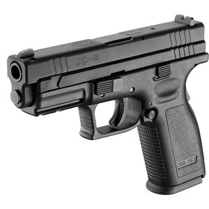 "Springfield Armory XD 9mm Semi Auto Pistol 4"" Barrel 16 Rounds Black, Defender Series"