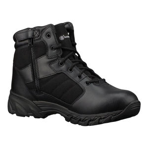 Smith & Wesson Footwear Breach 2.0 Side Zip Boot Mens 9 Wide Black