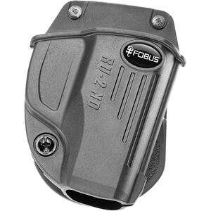 Fobus Evolution Right Handed Paddle Holster for Ruger EC9s/LC380/LC9/LC9s/LC9s Pro