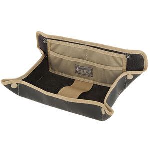 Maxpedition Hard-Use Gear Tactical Folding Travel Tray Nylon Khaki/Black 1805K
