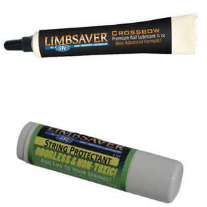Limbsaver Crossbow Lube and Wax Sting Conditioning Kit 8025