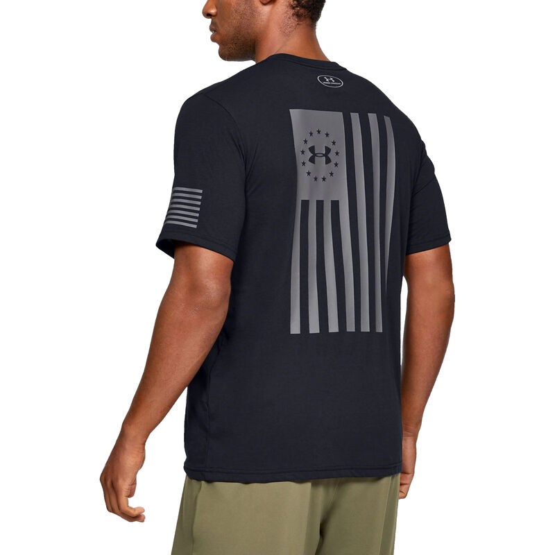 Under Armour Men's Freedom Flag Bold T-Shirt
