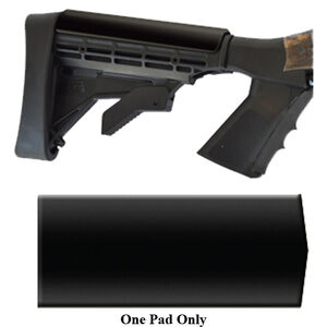 God'A Grip Super Soft Cheek Pad for Collapsible Stocks Synthetic Sorbothane Black TSCP