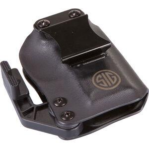 SIG Sauer IWB Holster Fits SIG P365 Left Hand Polymer Black