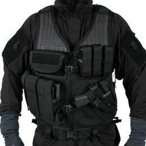 BLACKHAWK! Omega Elite Crossdraw Vest Right Hand Black