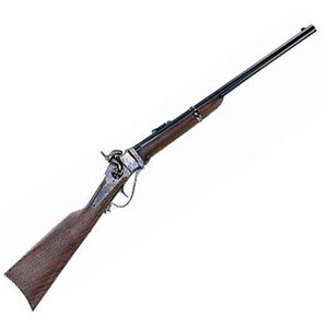 "Chiappa Sharps 1863 Cavalry New Model Carbine Single Shot Rifle .45-70 Govt 22"" Barrel 1 Round Hardwood Stock Blued 920.343"