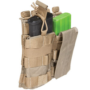 5.11 Tactical Double AR Bungee/Cover Sandstone 56157