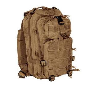 Voodoo Tactical Level III Assault Bag, Nylon, Coyote