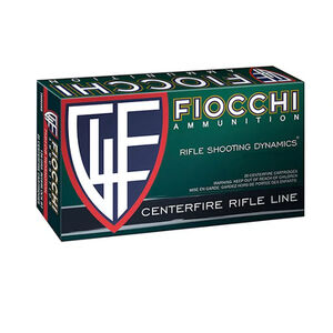Fiocchi 6.5 Creedmoor Ammunition 200 Rounds HPBT MK 140 Grains