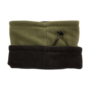 Red Rock Outdoor Gear Fleece Neck Gaiter Olive Drab/Black