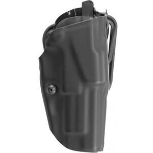 """Safariland 6377 ALS Belt Holster Right Hand Springfield Operator 1911-A1 with Rail and 5"""" Barrel STX Plain Finish Black 6377-56-411"""