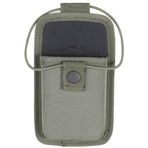 5ive Star Gear Universal Duty Radio Pouch Ballistic Weave Ranger Green