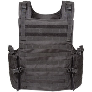 Voodoo Armor Carrier Maximum Protection Vest Black 20-8399001000