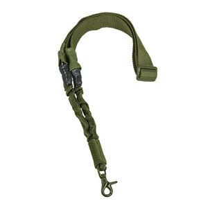 NcStar Single Point Sling Heavy Duty Bungee Cord Green
