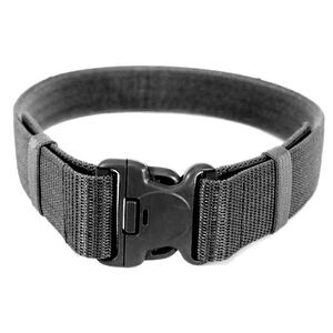 "BLACKHAWK! Enhanced Military Web Belt, Up to 43"", Black"