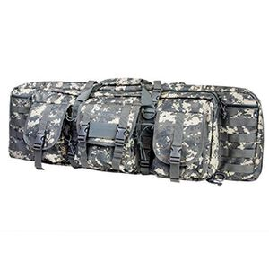 "Vism Double Carbine Soft Rifle Case 36"" PVC Digital Camo Finish CVDC2946D-36"