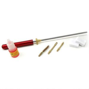 Pro-Shot Competition .22 Caliber Pistol Cleaning Kit 8""